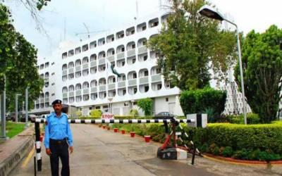 بھارتی ڈپٹی ہائی کمشنر کی دفتر خارجہ طلبی، شہریوں کی شہادت پر احتجاج