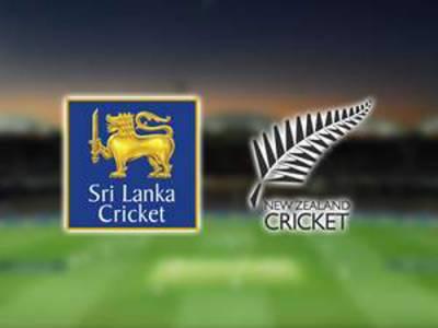 سری لنکا اور نیوزی لینڈ کے درمیان دوسرا ٹیسٹ 22اگست سے شروع ہوگا
