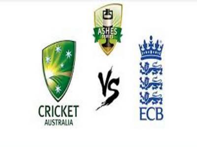 انگلینڈ اور آسٹریلیا کے درمیان تیسرا ایشز ٹیسٹ 22اگست سے شروع ہوگا