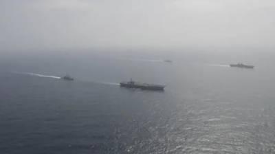 بحرین کی خلیج میں جہاز رانی کی حفاظت کے امریکی مشن میں شمولیت
