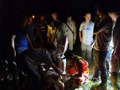 لاوس میں بس حادثہ، 13 چینی سیاح ہلاک،31زخمی