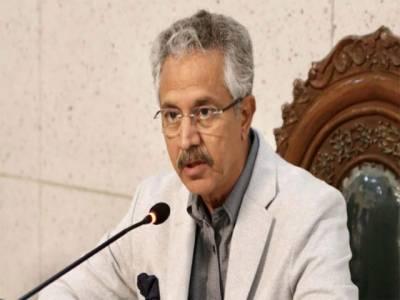 کراچی کی عوام سندھ حکومت کوٹیکس دینا بند کردیں: میئر کراچی وسیم اختر