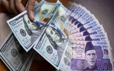 اوپن مارکیٹ میں پاکستانی روپےنے اڑان بھر لی،ڈالر کی قدر گھٹ گئی