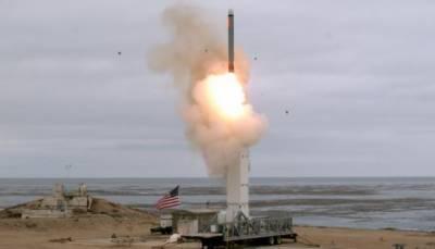 امریکی میزائل تجربے سے اسلحہ کی نئی دوڑ کا آغاز ہوگا:ترجمان چینی وزارت خارجہ