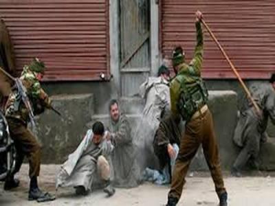 مقبوضہ کشمیر کے ضلع بارہمولہ میں بھارتی فوجیوں نے کشمیری نوجوان شہید کردیا