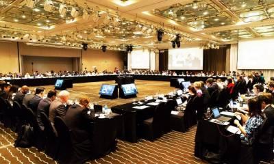 پاکستان اور ایف اے ٹی ایف کے مذاکرات، پاکستانی حکام کی بریفنگ