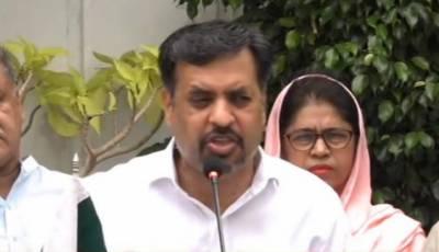 میئر کراچی شہر قائد کی تباہی کے ذمہ دار,نام ای سی یل میں ڈالا جائے:مصطفی کمال
