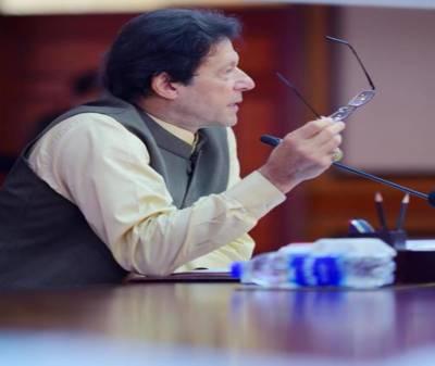 'بھارت سے مذاکرات کا امکان ختم، 2 ایٹمی طاقتیں آنکھوں میں آنکھیں ڈالے ہوئے ہیں، کچھ بھی ہو سکتا ہے: عمران خان