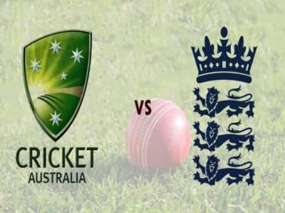 انگلینڈ بمقابلہ آسٹریلیا:تیسرا کرکٹ ٹیسٹ میچ آج کھیلا جائے گا