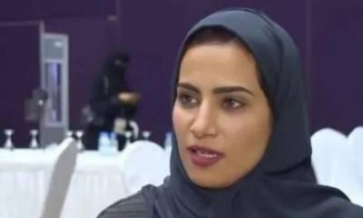 سعودی عرب میں پہلی بار خاتون ابتسام الشھری محکمہ تعلیم کی ترجمان مقرر