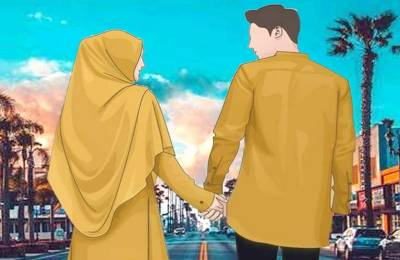 حد سے زیادہ محبت کرنے پر خاتون نے شوہر سے طلاق مانگ لی