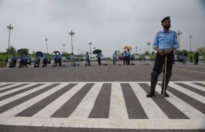 محرم الحرام کے دوران پولیس فورس کی چھٹیوں پر پابندی عائد