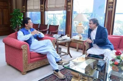 وزیراعظم سے وزیر بحری امور سید علی حیدر زیدی کی ملاقات, کلین کراچی مہم کے تحت شہر قائد میں صفائی بارے پیش رفت پر تفصیلی بریفنگ