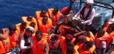 یورپی یونین کے 6 ممالک 356 تارکین وطن کو پناہ دینے پرمتفق