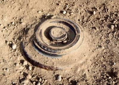 مہمند میں بارودی سرنگ کا دھماکہ،3 بچے زخمی