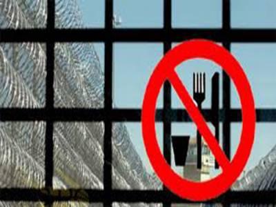 اسرائیلی زندانوں میں 8 فلسطینی قیدیوں کی بھوک ہڑتال جاری