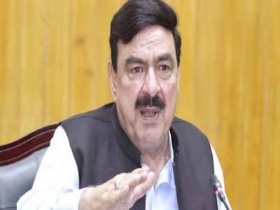 مسئلہ کشمیر حل نہ کیا گیا تو پاکستان اور بھارت کے درمیان ایٹمی جنگ چھڑ سکتی ہے: شیخ رشید