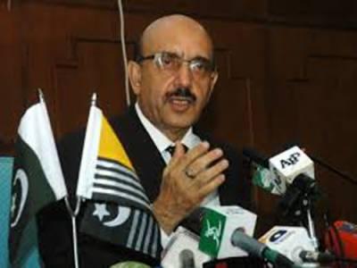 بھارت کیلئے فضائی حدود کی بندش سے پاکستان کی اہمیت میں اضافہ ہو گا: مسعود خان