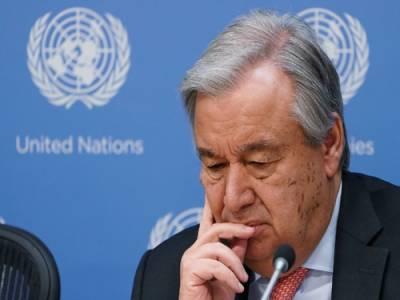 اقوام متحدہ مقبوضہ کشمیر میں بگڑتی ہوئی صورتحال کا جائزہ لے رہی ہیں: انتونیو گو تریز