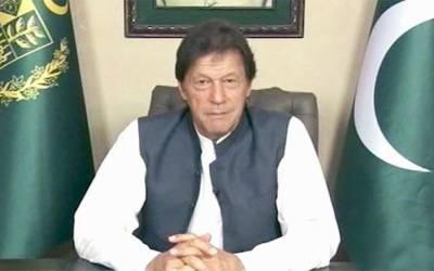 بھارت کشمیر سے توجہ ہٹانے کیلئے کوئی قدم اٹھا سکتا ہے، کوئی ایڈونچر کیا تو پاکستان بھرپور جواب دے گا:عمران خان