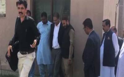 جج ویڈیو سکینڈل کیس: ناصر جنجوعہ کی درخواست ضمانت خارج
