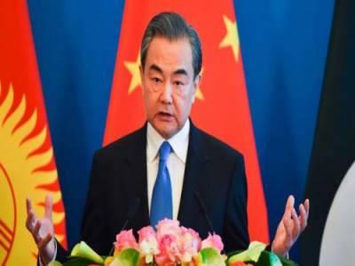 چینی وزیر خارجہ تین روزہ دورے پر شمالی کوریا پہنچ گئے
