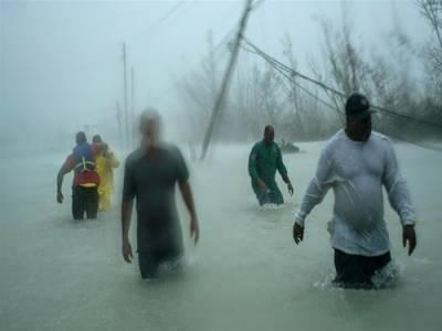 جزائر بہاماس پر سمندری طوفان ڈوریان کے باعث ہلاکتوں کی تعداد بیس ہو گئی