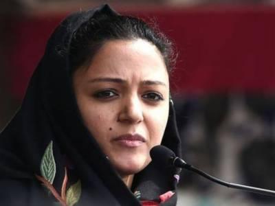 مقبوضہ کشمیر میں بھارتی فوج کے مظالم بے نقاب کرنے والی کشمیری سیاسی کارکن شہلا راشد کے خلاف بغاوت کا مقدمہ