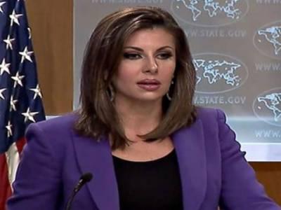 امریکہ کا بھارت پر مقبوضہ کشمیر میں انسانی حقوق کے احترام پر زور