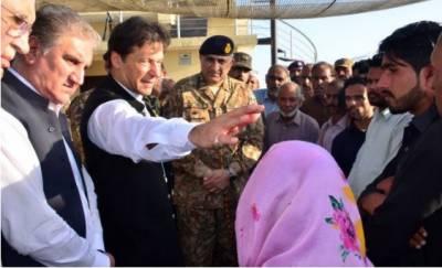 وزیراعظم عمران خان اور آرمی چیف جنرل قمر جاوید باجوہ کاایل او سی کا دورہ, اگلے مورچوں پر تعینات فوجی جوانوں اور شہدا کے اہلِ خانہ سے ملاقاتیں
