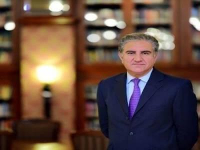 شاہ محمود قریشی نے مسئلہ کشمیر پر یورپی یونین کے موقف کو سراہا