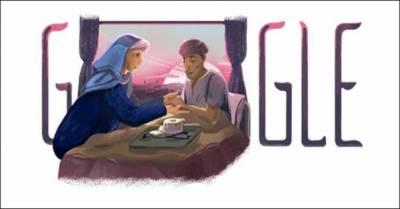 گوگل نے آج کا ڈوڈل ڈاکٹر رتھ فاؤ کے نام کردیا