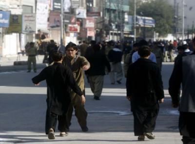 پشاور:امام بارگاہ حسینیہ ہال سے9 محرم الحرام کا جلوس برآمد