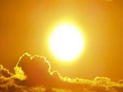 ملک کے بیشترعلاقوں میں موسم گرم اورمرطوب رہے گا