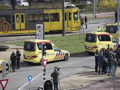 ہالینڈ میں فائرنگ، 3 افراد ہلاک