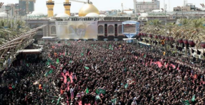 عراقکربلا میں بھگدڑ,31 عزادار جاں بحق