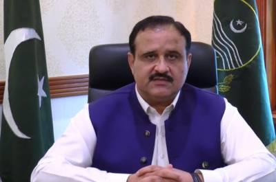 وزیر اعلیٰ پنجاب سردار عثمان بزدارکا قائد اعظم محمد علی جناح ؒکے یوم وفات پر پیغام