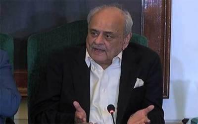 اسلام آباد لاک ڈاؤن: وزیر داخلہ کا مولانا فضل الرحمان کو کنٹینر دینے کا اعلان