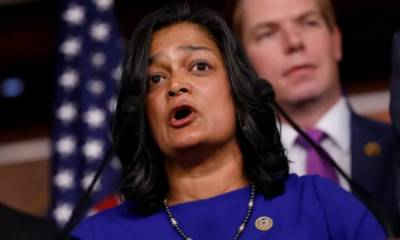 امریکا مقبوضہ کشمیر میں کرفیو کے خاتمے کےلئے بھارت پر دباﺅ ڈالے:بھارتی نژادامریکی رکن کانگریس سیخ پا
