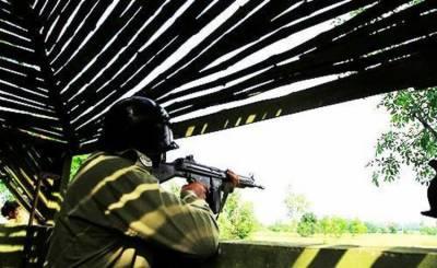 بھارتی فوج کی ایل او سی پر فائرنگ، ایک جوان شہید