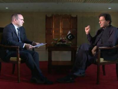 وزیراعظم عمران خان نے انتہاپرست اورفسطائی سوچ رکھنے والی بی جے پی حکومت کیساتھ مذاکرات بحالی کا امکان مسترد کر دیا