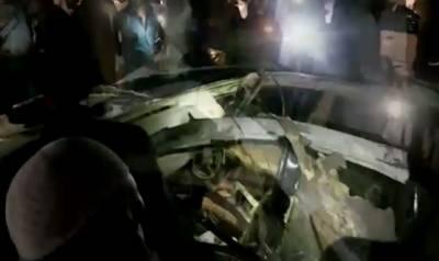 اسلام آباد میں ایکسپریس ہائی وے پر ٹریفک حادثہ,3نوجوان جاں بحق