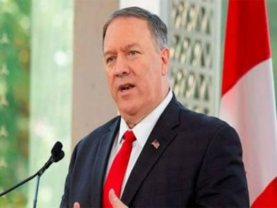 سعودی عرب تیل تنصیبات پر حملے میں ایران براہ راست ملوث ہے: امریکا