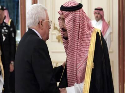 امیرِ کویت اور فلسطینی صدرکی شاہ سلمان سے گفتگو، ڈرون حملوں کی مذمت