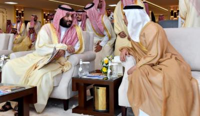 سعودی عرب:اونٹوں کے میلے کی اختتامی تقریب میں ولی عہد شہزداہ سلمان کی شرکت