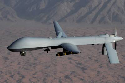 کویتی ساحل پر ڈرون کی پرواز سے خوف و ہراس