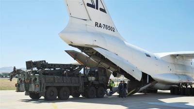 روسی ایس 400 میزائل سسٹم کی دوسری بیٹری ترکی کے حوالے کرنے کا عمل مکمل