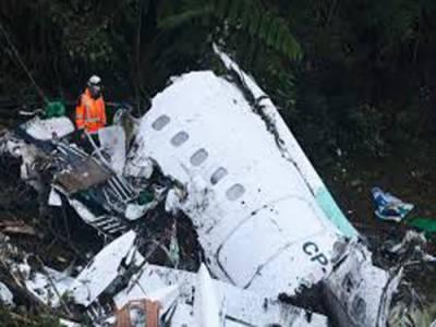 برازیل: چھوٹا طیارہ گر کر تباہ ، 10افراد زخمی