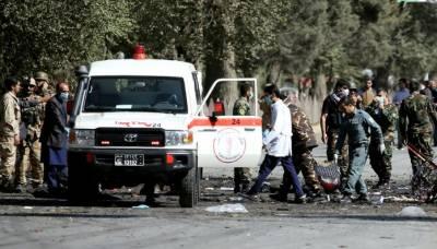افغان صدر کی ریلی پر بم حملے میں 24افراد ہلاک،اشرف غنی محفوظ