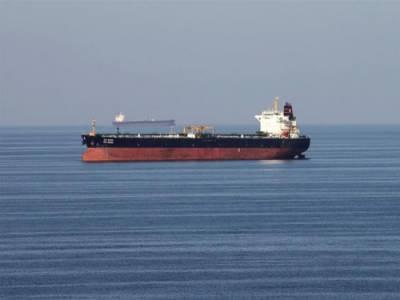 عرب امارات جانیوالا تیل بردار جہاز ایران نے پکڑ لیا